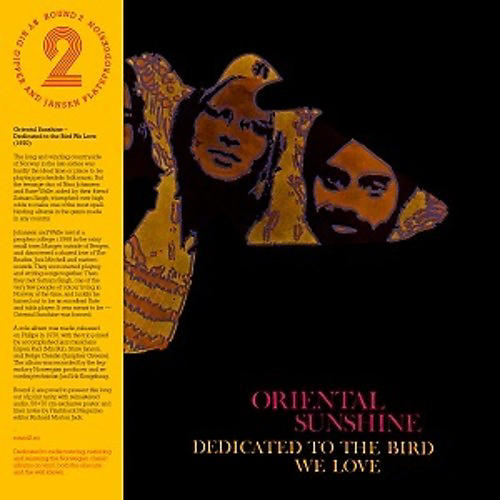 Alliance Oriental Sunshine - Dedicated To The Bird We Love
