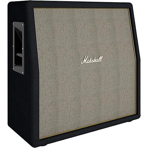 Marshall Origin412A 240W 4x12 Guitar Speaker Cabinet Black