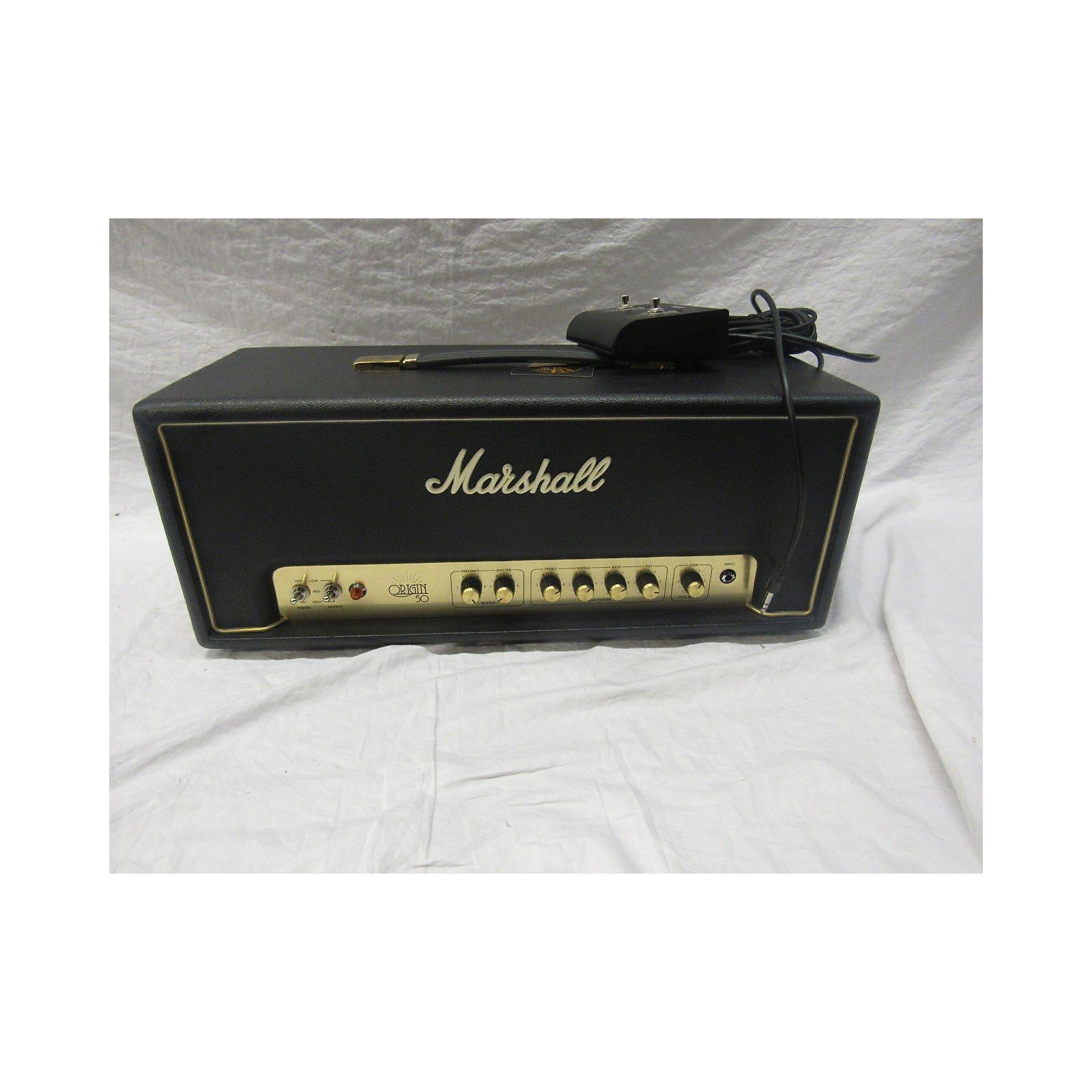 Marshall Origin50H 50WATT Tube Guitar Amp Head
