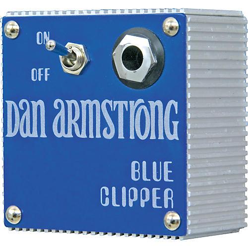 Dan Armstrong Original Blue Clipper Fuzz Guitar Effects Module