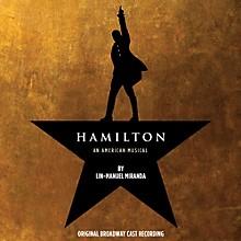 Original Cast Recording - Hamilton (Original Broadway Cast Recording) (CD)