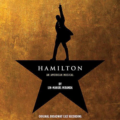 Alliance Original Cast Recording - Hamilton (Original Broadway Cast Recording) (CD)