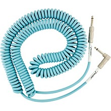 Open BoxFender Original Series Straight to Angle Coiled Cable