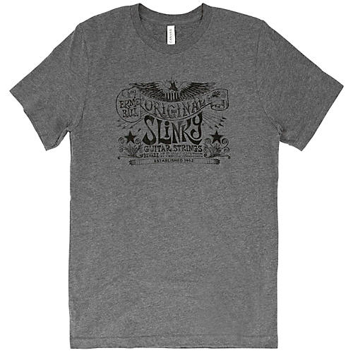 Ernie Ball Music Man Original Slinky Deep Heather T-Shirt