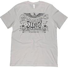 Original Slinky Silver T-Shirt Medium Silver/Grey