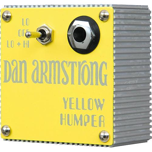 Dan Armstrong Original Yellow Humper Equalizer Guitar Effects Module