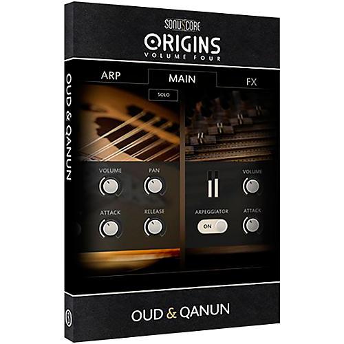 Best Service Origins Series Vol. 4 Oud and Quanun