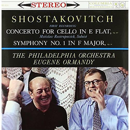 Ormandy - Shostakovich - Concerto For Cello In E Flat