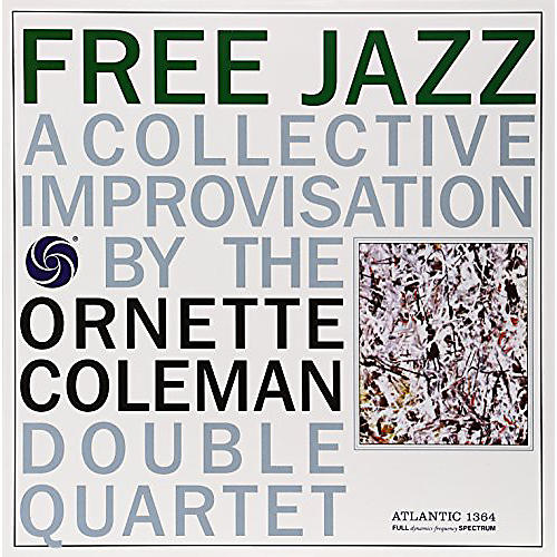 Alliance Ornette Coleman - Free Jazz