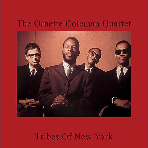 Alliance Ornette Coleman Quartet - Tribes Of New York