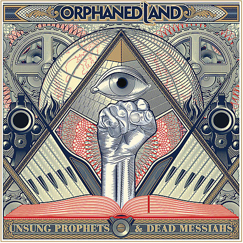 Alliance Orphaned Land - Unsung Prophets And Dead Messiahs