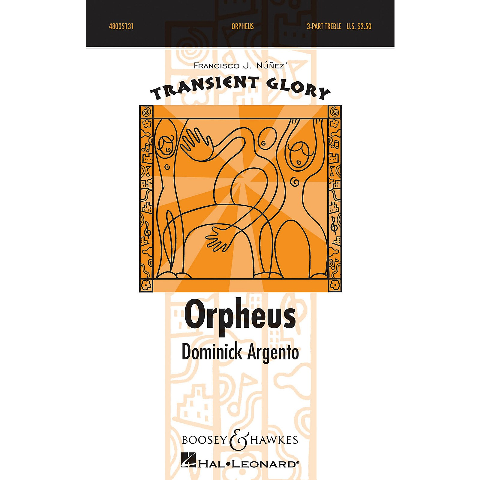 Boosey and Hawkes Orpheus (SSA a cappella) SSA A Cappella composed by Dominick Argento