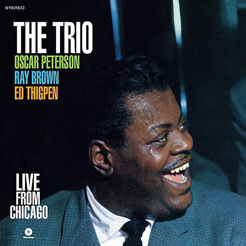 Alliance Oscar Peterson - Live from Chicago