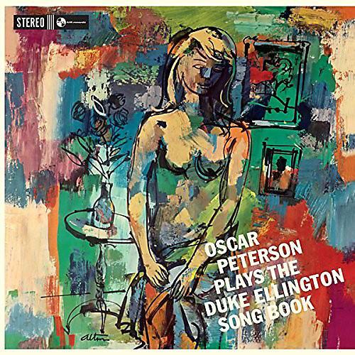 Alliance Oscar Peterson - Plays The Duke Ellington Song Book + 1 Bonus Track