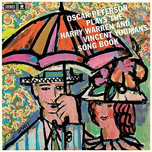Alliance Oscar Peterson - Plays The Harry Warren & Vincent Youmans Song Book