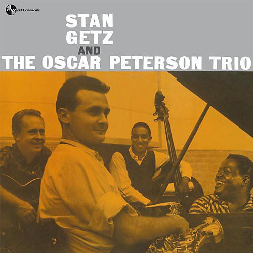 Alliance Oscar Peterson - Stan Getz & Oscar Peterson Trio