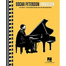 Hal Leonard Oscar Peterson Omnibook For Piano