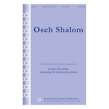 Transcontinental Music Oseh Shalom SATB arranged by Joshua Jacobson
