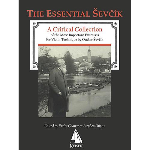 Lauren Keiser Music Publishing Otakar Sevcik - The Essential Sevcik LKM Music Series