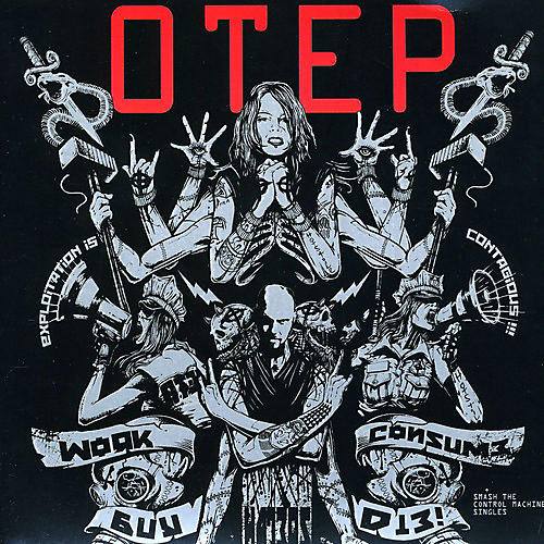 Alliance Otep - Smash the Control Machine Singles