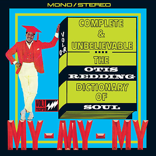 Alliance Otis Redding - Complete & Unbelievable...The Otis Redding Dictionary Of Soul