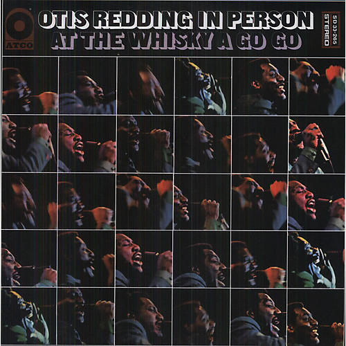 Alliance Otis Redding - In Person at the Whisky a Go Go