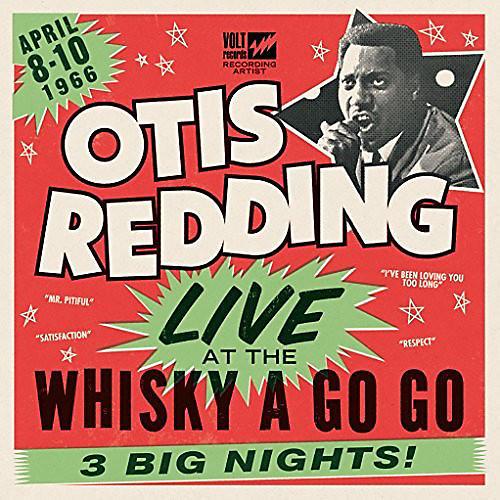 Alliance Otis Redding - Live At The Whiskey A Go Go