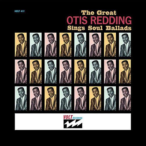 Alliance Otis Redding - The Great Otis Redding Sings Soul Ballads