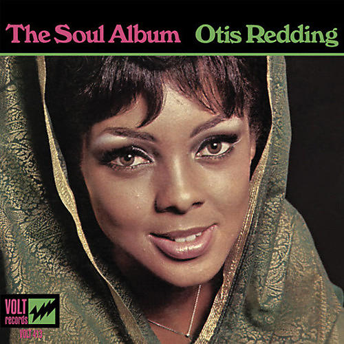 Alliance Otis Redding - The Soul Album  Otis Redding