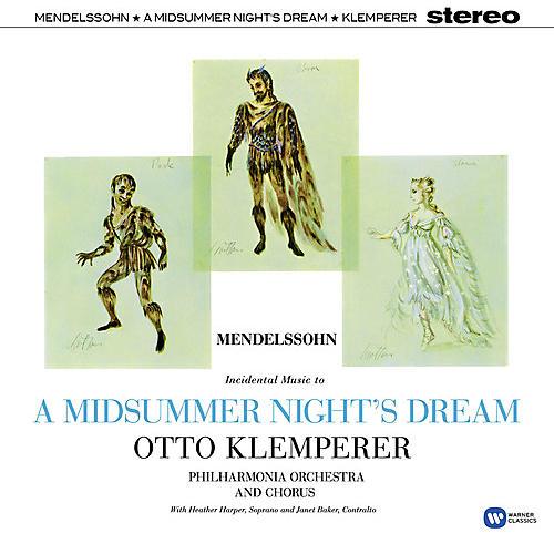 Alliance Otto Klemperer - Mendelssohn: A Midsummer Night's Dream