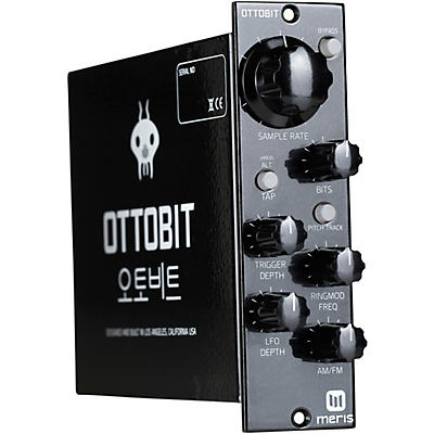 Meris Ottobit 500 Series Bitcrusher Effects