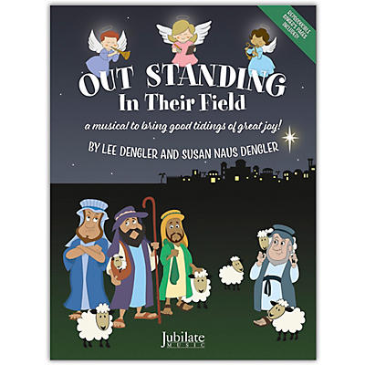 JUBILATE Out Standing in Their Field CD Preview Pack