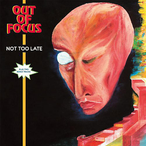 Alliance Out of Focus - Not Too Late