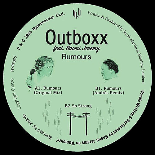 Alliance Outboxx - Rumours