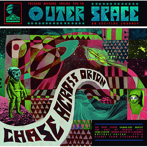 Alliance Outer Space - Chase Across Orion