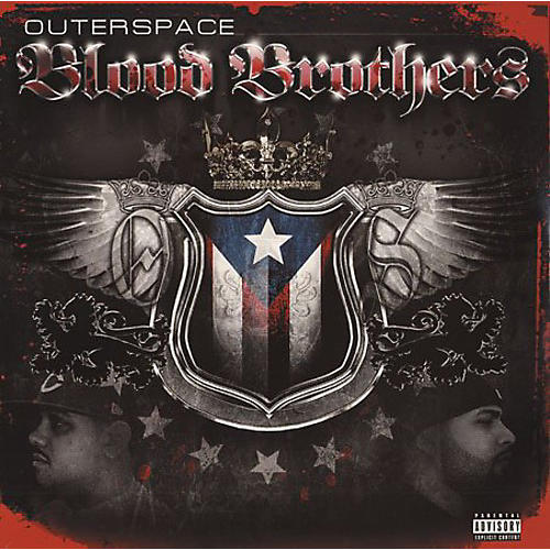 Alliance Outerspace - Blood Brothers