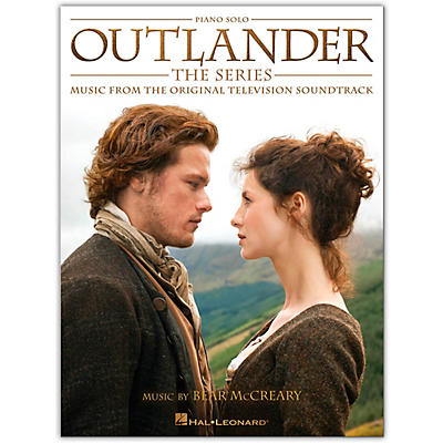 Hal Leonard Outlander: The Series Music from the Original Television Soundtrack Piano Solo Songbook