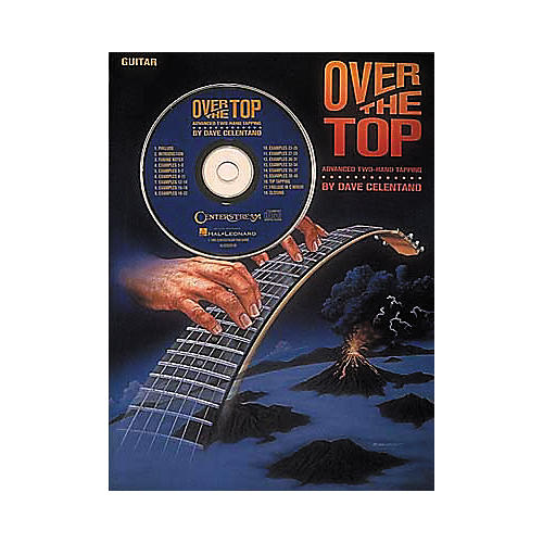 Hal Leonard Over The Top Book/CD