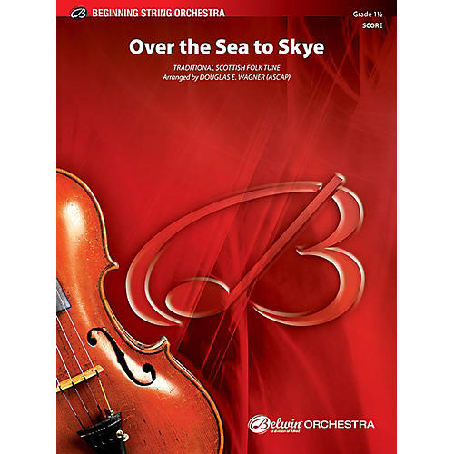 Alfred Over the Sea to Skye String Orchestra Grade 1.5 Set