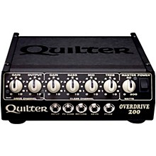 Open Box Quilter Labs Overdrive 200 200W Guitar Amp Head