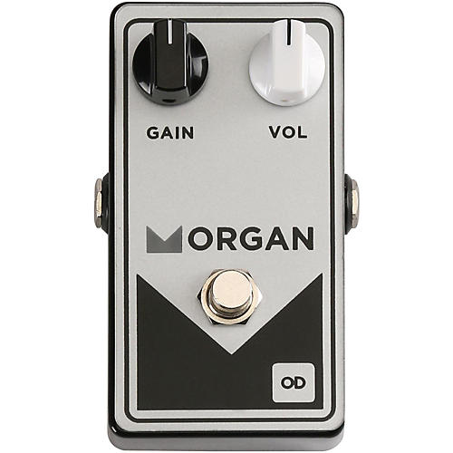 Morgan Overdrive Guitar Effects Condition 2 - Blemished  190839929631