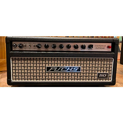 Fuchs Overdrive Supreme 50 Tube Guitar Amp Head