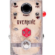 Open BoxBeetronics FX Overhive Overdrive Effects Pedal