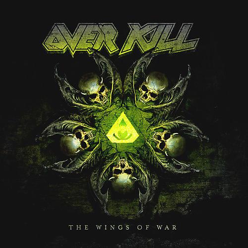 Overkill - Wings Of War (CD)