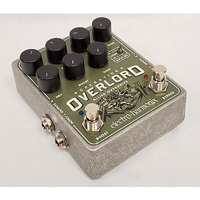 Electro-Harmonix Overlord Effect Pedal