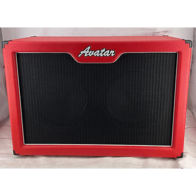 Avatar Oversized Contemporary 2x12 Open Back Guitar Cabinet