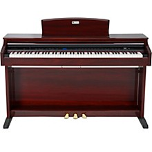 Overture 2 88-Key Console Digital Piano Mahogany Red