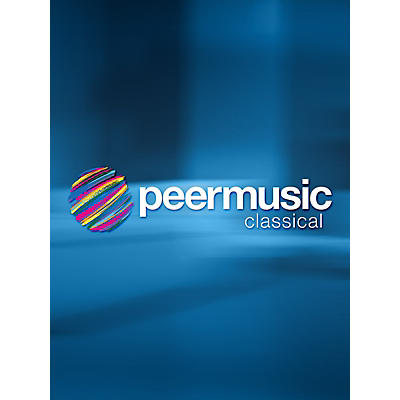 Peer Music Overture Peermusic Classical Series Composed by Henry Cowell