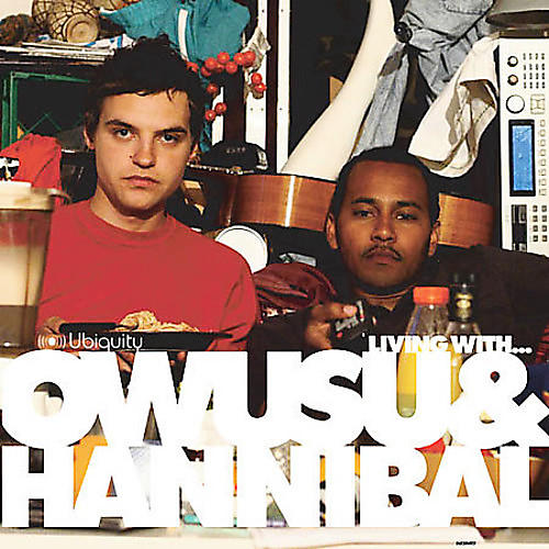 Alliance Owusu & Hannibal - Living With Owusu and Hannibal