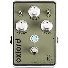 Open Box Bogner Oxford Fuzz Pedal Rupert Neve Transformer